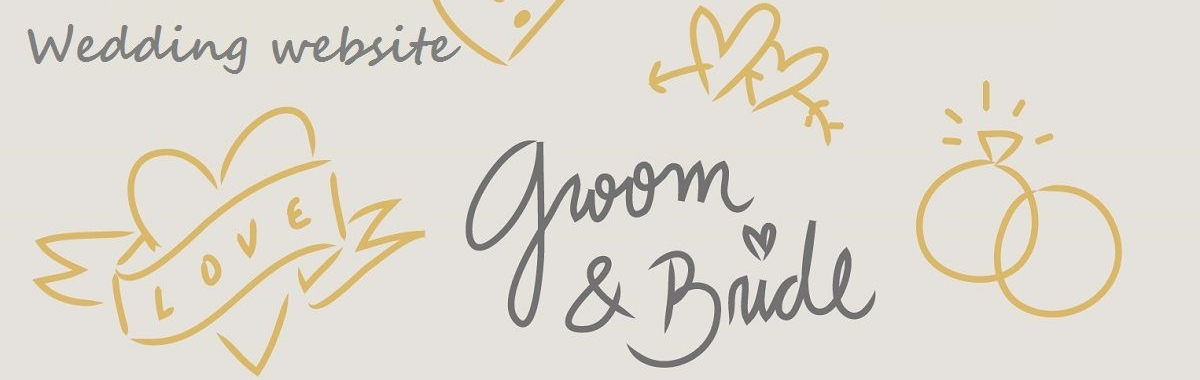 why you should have a wedding website