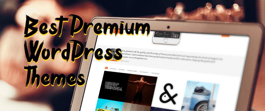 Best Premium WordPress Themes 2017