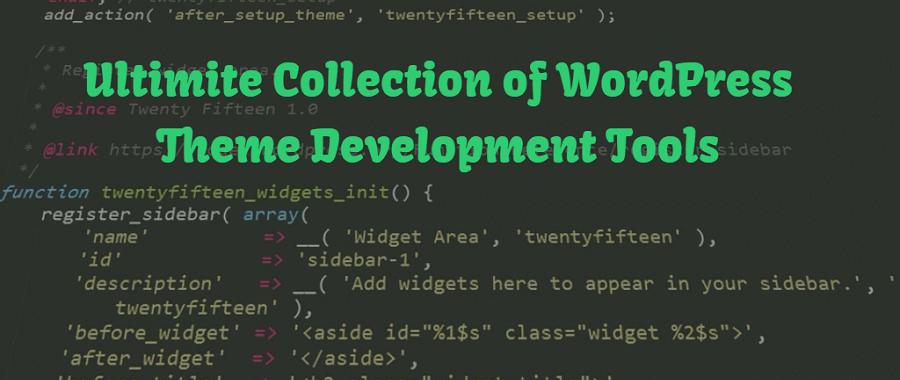 Best WordPress Development Tools collection