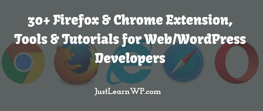 best web development tools list