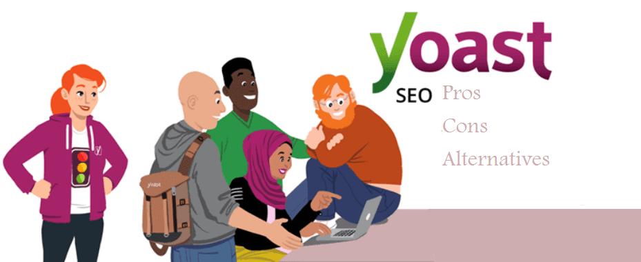 Yoast SEO WordPress Plugins Pros Cons Alternatives