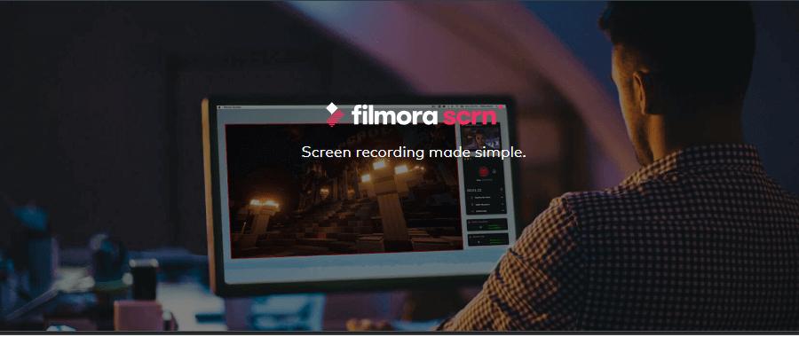 filmora scrn review