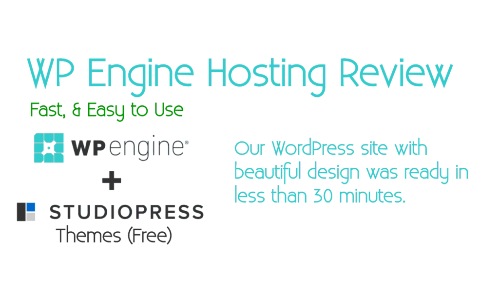 wpengines review 2020 get studiopress themes free